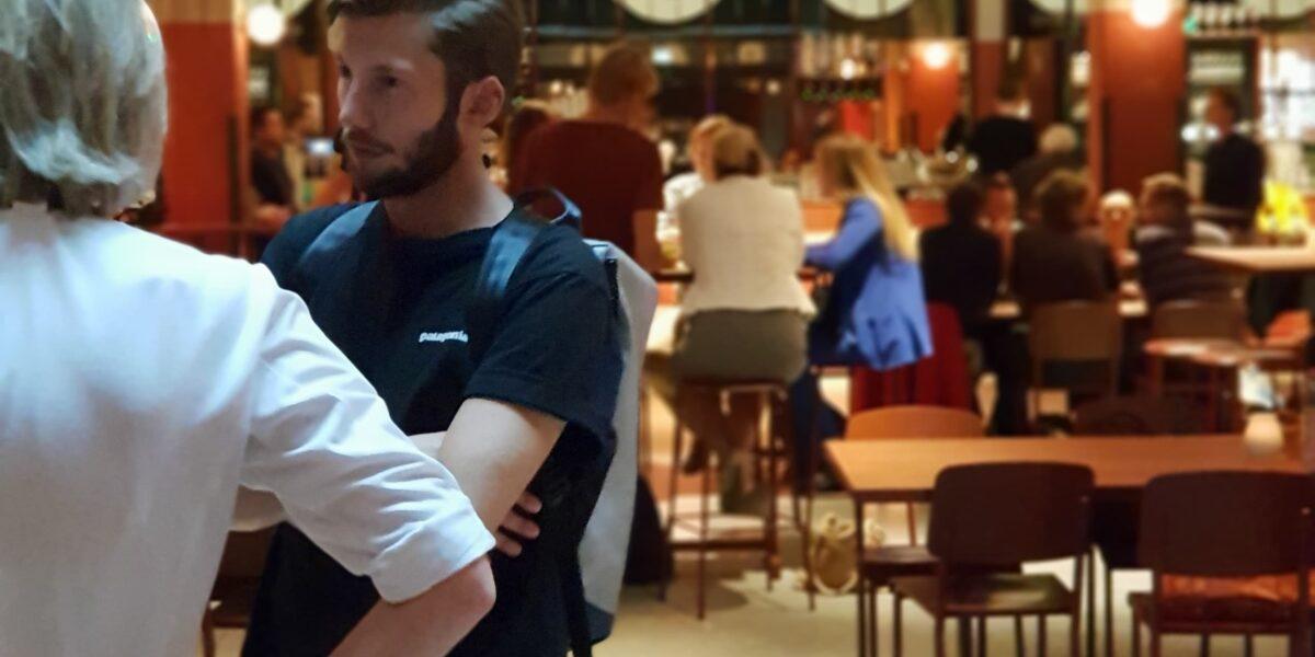 Nikolas en Cristiano W Lounge